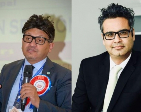 NRNA Chairman Bhatta and Neupane deplaned for allegedly misbehaving with Silk Air crew members