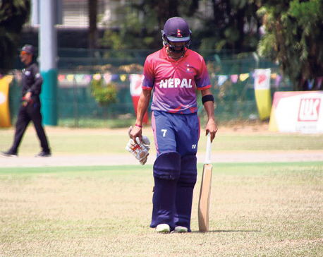 Team Nepal on the decline in absence of cricketing body