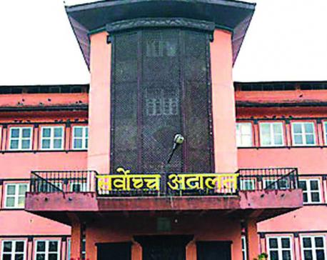 How many judges Nepal needs?