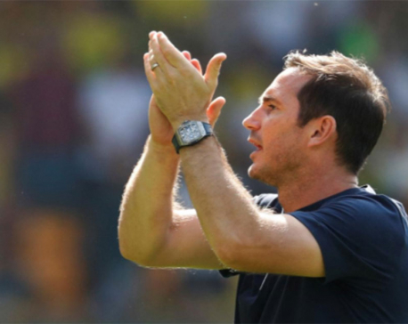 Lampard earns first win as Chelsea boss at Norwich