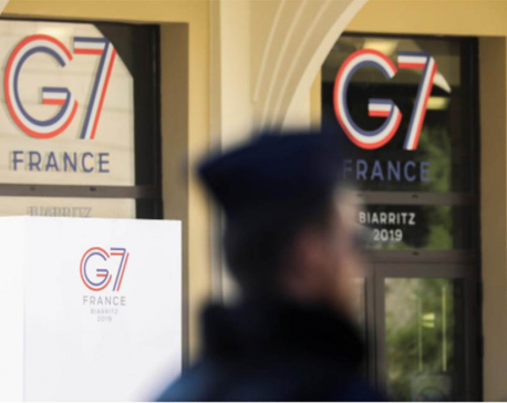 Global disputes likely to thwart unity at G7 summit in France