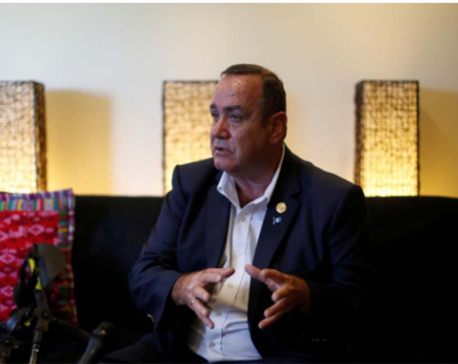 Guatemala election winner hopes to change Trump migrant deal