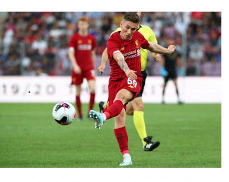 Bournemouth sign Liverpool midfielder Wilson on loan