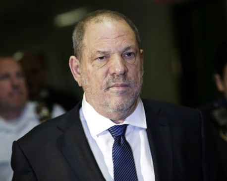 Harvey Weinstein due back in court in sex assault case
