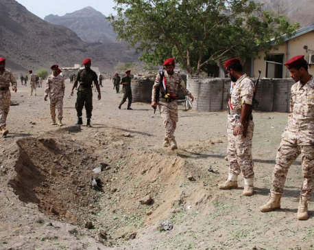 Yemeni Houthis launch drone attacks on Saudi aiports, airbase