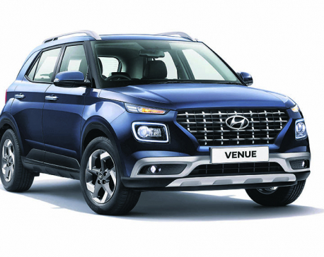 Hyundai Venue launched in Nepal