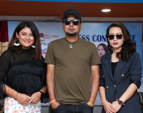 Nepali singers gearing up for international musical tour