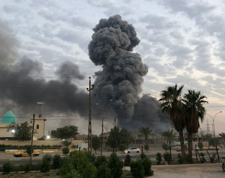 Israel blamed for hit on Iran-backed militia depot in Iraq
