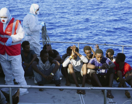 Italy's Salvini tells ship with 107 migrants to go to Spain