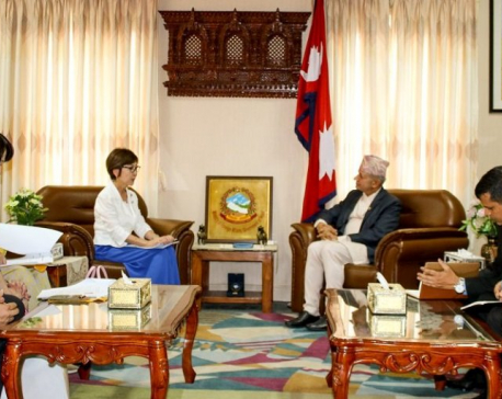 Japanese parliamentary delegation visits Nepal