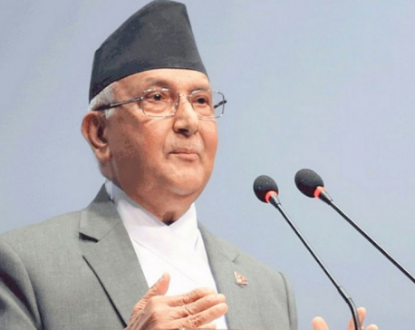 PM Oli rules out possibility of restoration of monarchy