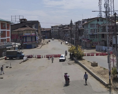U.N. Security Council to meet on Friday on India's moves in Kashmir
