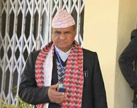 Karnali Province Chief Minister sacks Minister Khatri