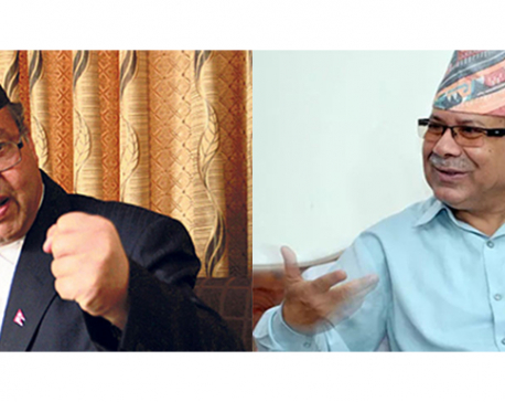 Khanal ranked third senior leader of NCP