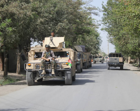Taliban launch 'massive attack' on Afghan city of Kunduz