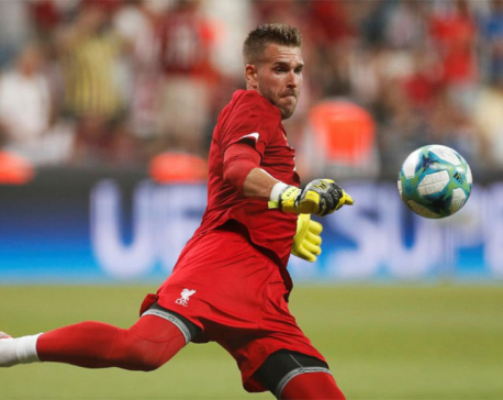 Goalkeeper headache for Klopp after freak injury to Adrian