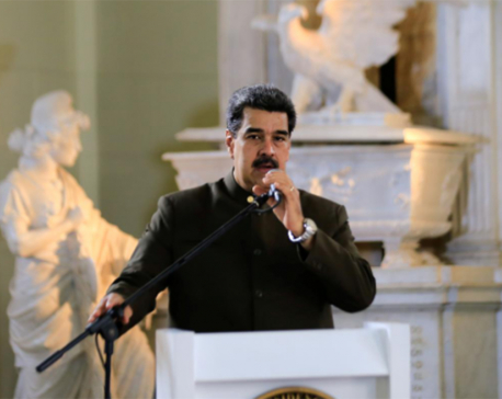 Trump freezes all Venezuelan government assets in bid to pressure Maduro