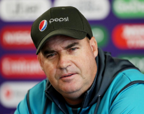 No extension for Arthur as Pakistan seek coaching revamp