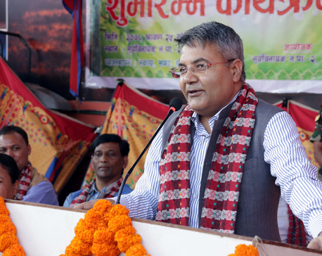 Govt won't spare corrupt civil employees, Minister Baskota warns