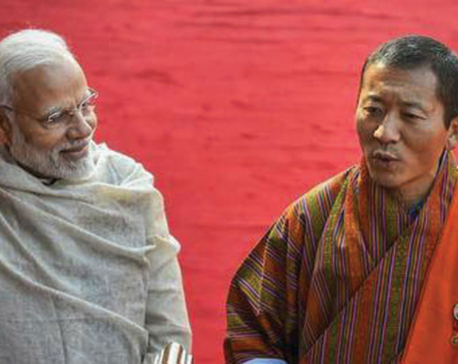 As Modi goes to Bhutan