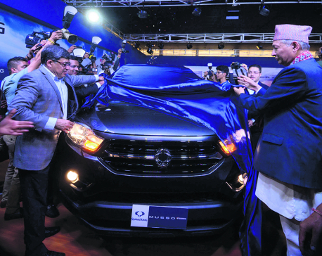 NADA 2019-SsangYong 'mind-blowing offer'