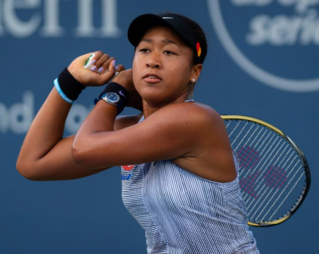 Knee injury puts Osaka's US Open title defense in doubt