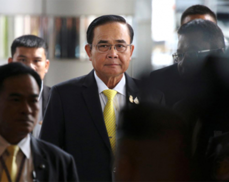 Thai PM vows to take sole responsibility for oath of office gaffe