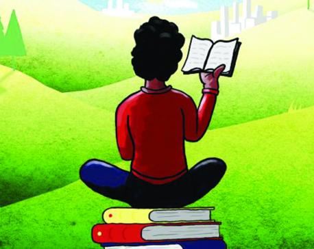 Creating joy in reading