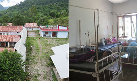 Rolpa District Hospital reeling under staff crunch