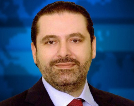 Hariri - Israeli drones in Beirut threaten Lebanon's sovereignty