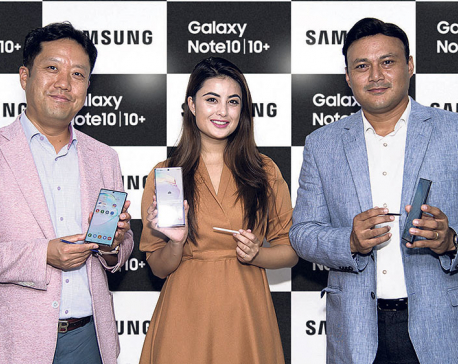 Samsung Galaxy Note 10 and Note 10+ launched
