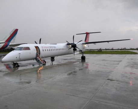 Shree Airlines adds Bombardier Dash 8- Q400 aircraft to its fleet