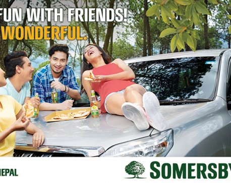 Somersby signs up Sushant KC as brand ambassador