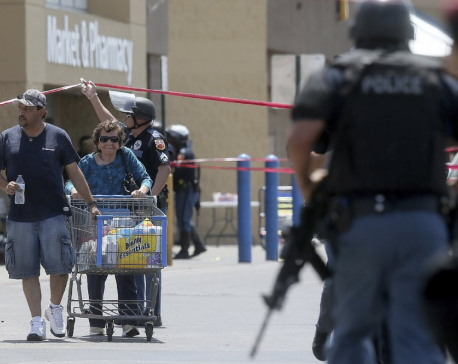 Texas governor: 20 dead in El Paso shopping-complex shooting