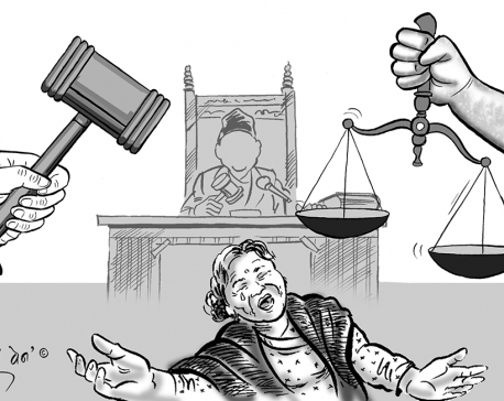 Costs of justice delayed