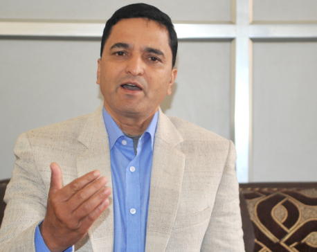 Problem of flight disruption at Suketar airport will be resolved: Minister Bhattarai