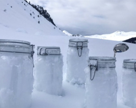 Pure as snow? Scientists say air carrying plastics to Arctic
