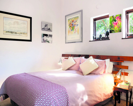 Making your bedroom calm and peaceful