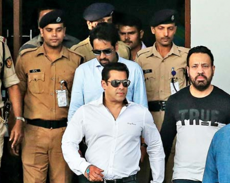 Mumbai Court asks police to investigate and submit report in Salman Khan's case