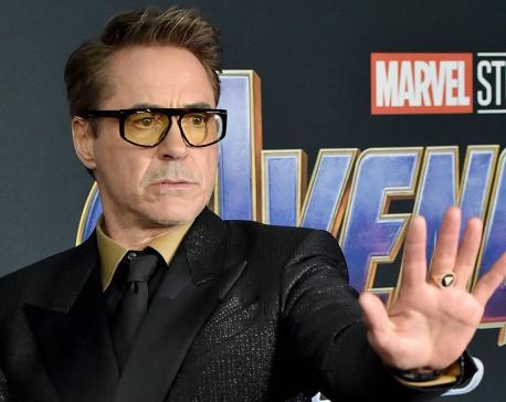 Robert Downey Jr's Instagram hacked!