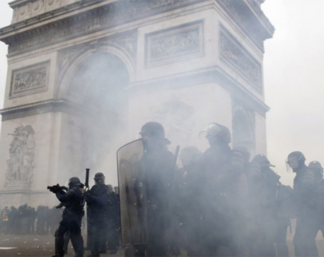 French police suicide rate climbs, French govt is flummoxed