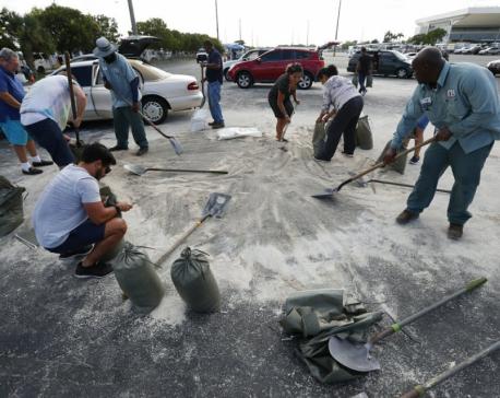Fierce Category 4 Dorian menaces Bahamas en route to Florida