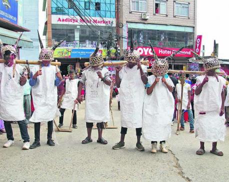 Saving Tansen's Ropai Jatra