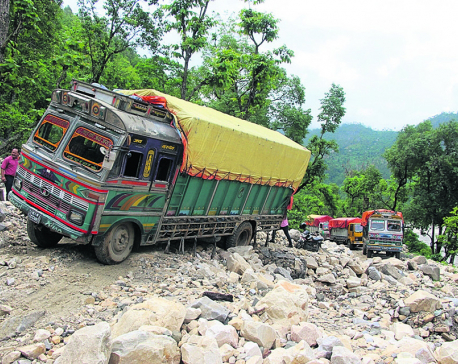 Deadly roads a nightmare for passengers in Karnali
