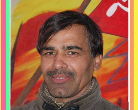 Poet Thapaliya arrested from capital for his alleged involvement in Chand-led group