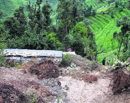 Haphazard road construction creating huge landslide risks