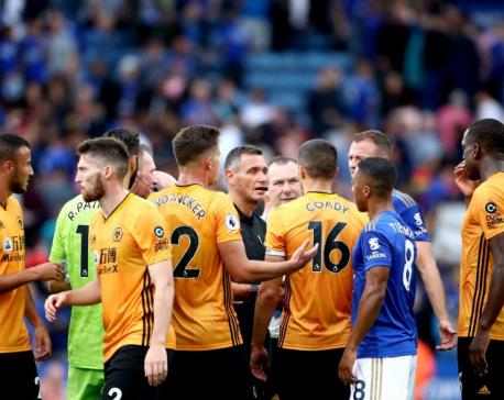 VAR denies Wolves in goalless draw at Leicester City