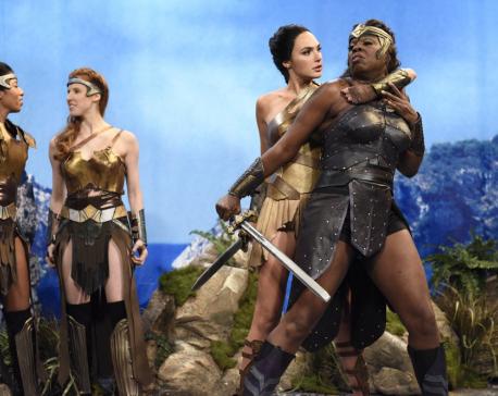 Leslie Jones exiting 'SNL,' Kate McKinnon back next season
