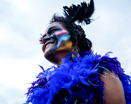 IN PICTURES: Colors of LGBTIQ