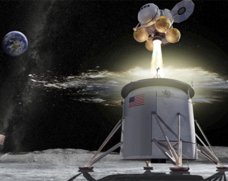 NASA picks Alabama's 'Rocket City' for lunar lander job